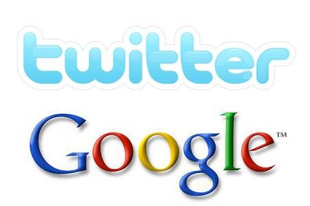 Google Noticias y su sección Twitter