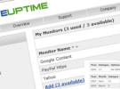 Monitoriza tu sitio web, gratis