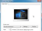 Ahora puedes escanear el ordenador desde el protector de pantalla gracias a Microsoft Security Essentials