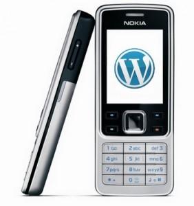 WordPress para Nokia por fin disponible