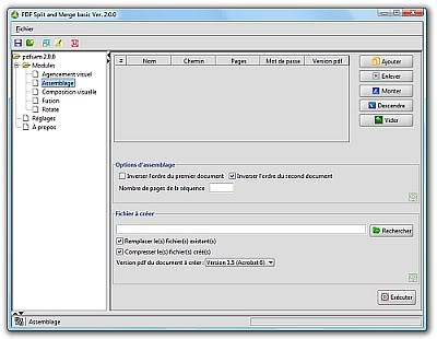 PDF sam, para editar archivos PDF