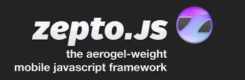 Zepto.js, framework JavaScript para dispositivos móviles