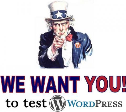 Ya puedes probar la versión Beta de WordPress 3.1