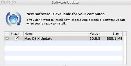 Apple lanza Mac OS X 10.6.5, un must para jugar al WOW