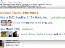 Las nuevas funciones de Bing y Facebook salen a la luz