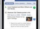 Facebook para iOS tiene una nueva actualización
