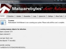 Malwarebytes' Anti-Malware, o cómo detectar y eliminar más malware