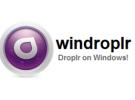 El Droplr de Windows se llama Windroplr