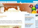 Colección de themes navideños gratuitos para WordPress
