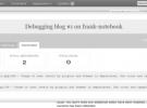 La Admin Bar de WordPress ofrecerá información de depuración gracias a un plugin