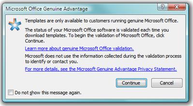 Microsoft termina con el sistema antipiratería de Office