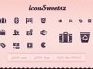 Colección de más de 400 iconos para diseñadores web