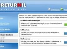 Obtén Returnil System Safe Pro gratis