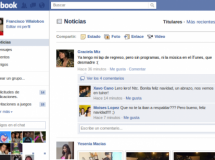 Facebook presentará mejoras en el servicio de noticias en tiempo real