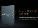 Prueba Office para Mac 2011 durante 30 días gratis