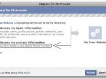 Facebook facilita aún más el acceso a nuestra información personal