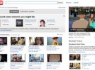 YouTube presenta su nueva página de inicio