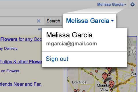 La nueva barra de Google nos ayudará a controlar nuestra identidad en línea