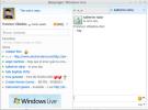 Windows Live Messenger Chrome, o cómo conectarse al Messenger desde Google Chrome