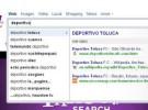 Yahoo Search Direct, con sugerencias y previsualización