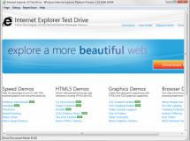 Internet Explorer 10 no tendrá soporte para Windows Vista