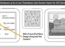 Salvapantallas camaleónico y posible cámara trasera en los nuevos iPod Nano