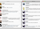 Disponible Twitter para Mac 2.1
