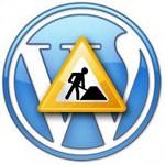 WordPress en modo mantenimiento con un simple código