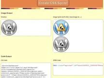Css-sprit, generador online de sprites CSS