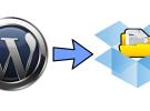Automatiza las copias de seguridad de WordPress en Dropbox