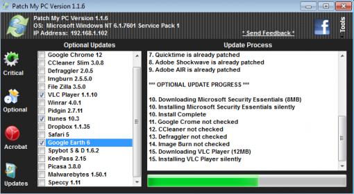 Mentén actualizado tu ordenador con Patch My PC