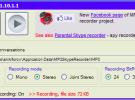 Graba conversaciones de Skype con MP3 Skype Recorder