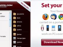PortableApps presenta lo que será la versión 2.0 de su plataforma