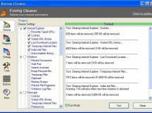 Eusing Cleaner, o cómo mantener Windows libre de archivos basura