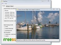 Redimensiona rápida y fácilmente el tamaño de tus imágenes con Freesizer