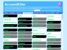 AccountKiller, o cómo borrar tus cuentas de servicios web