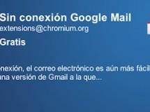 Ya se puede usar Gmail sin conexión a internet