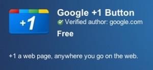 "Google lanza silenciosamente el ""botón +1"" para valorar cualquier web desde Chrome"