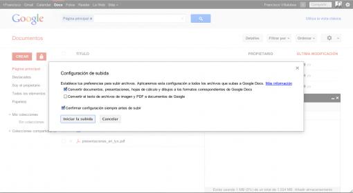 Traducir PDF con Google Docs