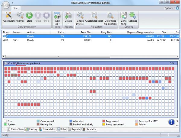 Download O&O Defrag 15.8 Professional Full key - Miễn phí bản quyền - p