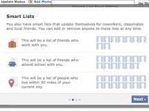 """Facebook prueba las """"listas inteligentes"""" de usuarios: Como Google+, pero automático"""
