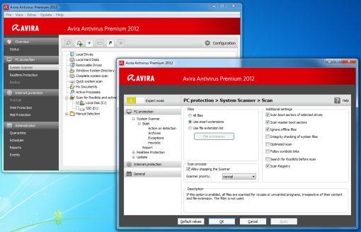 El antivirus Avira se renueva para el 2012