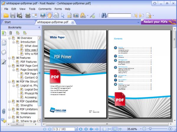 Foxit Reader 5.1