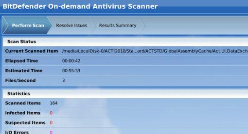 Bit Defender Live CD: limpia de virus tu sistema sin entrar a Windows