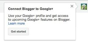 Google inicia la integración de Blogger en Google Plus