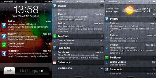 iOS 5 ya disponible para descargar