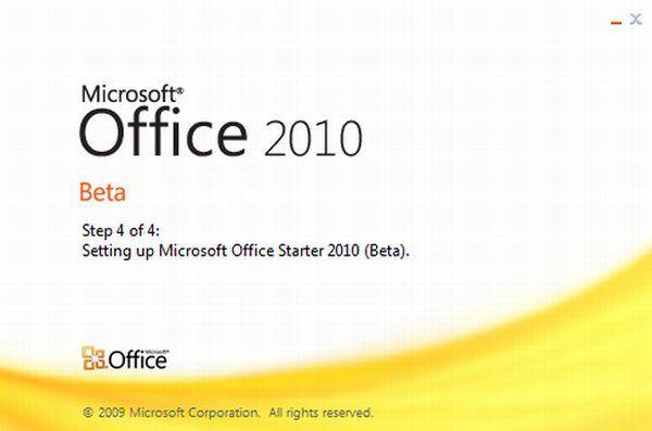 Microsoft Office Starter 2010 en descarga gratuita