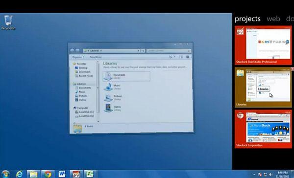 Stardock Tiles: gestión de programas como Windows 8