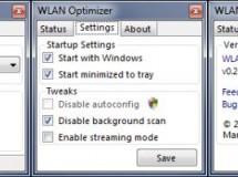 WLAN Optimizer mejora las prestaciones de tu señal de Internet