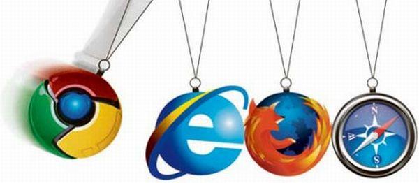 Google Chrome ya supera a Firefox y antes de diciembre